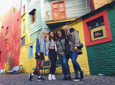 Yena's Volunteer Experience in Buenos Aires