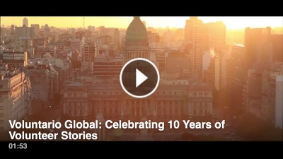 Voluntario Global: 10 Years of Volunteer Stories