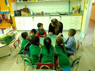 Janni's Experience Volunteering with Children