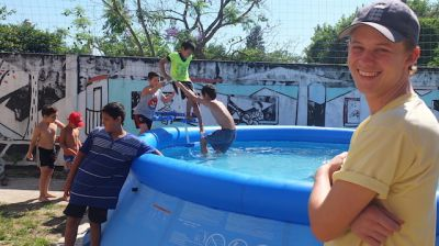 Volunteer in a Summer Camp in Argentina