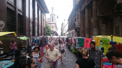 San Telmo Antique Market