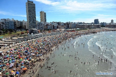Enjoy the Beach in Argentina