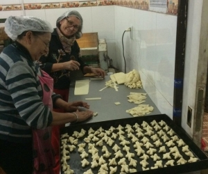 First weekend in Buenos Aires: Bingo at the soup kitchen!